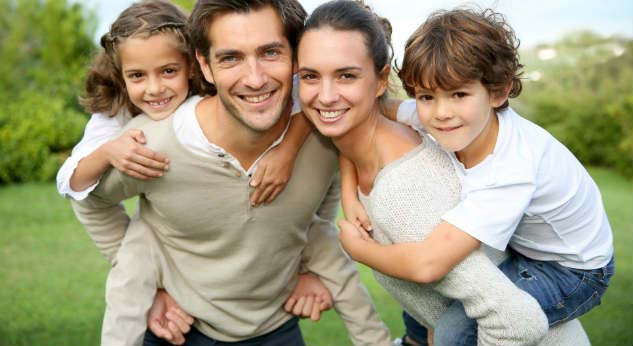Logra una Familia Feliz y Unida